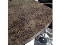 Kitchen Worktop Granite Effect Brand New