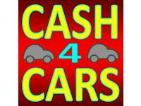 SELL YOUR CAR TODAY - ANY CAR - ANY AGE - ANY CONDITION - CASH WITHIN 1 HOUR