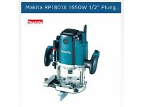 Makita 1/2 Router - Used once