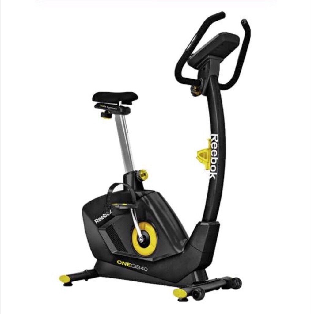 FOR SALE..... Reebok exercise bike