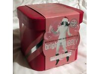SOAP & GLORY FOR THE HOLIDAYS CHRISTMAS GIFT SET shower gel body butter body buffer hand cream puff