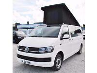 2016 Volkswagen VW Transporter T6 TDI 102 ps Pop Top Conversion Camper Campervan