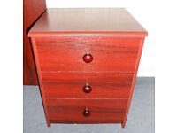 Bedside Table Chest of Drawers