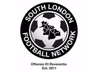 FIND 11 ASIDE FOOTBALL TEAM IN SOUTH LONDON, JOIN FOOTBALL TEAM IN LONDON, PLAY IN LONDON TR34E