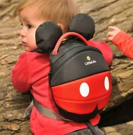 Mickey mouse little life rucksack littlelife