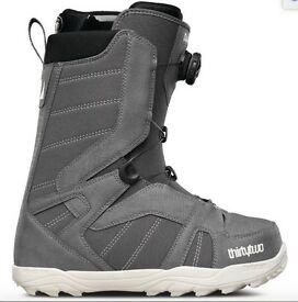32 ThirtyTwo STW Boa Snowboard Boots. BRAND NEW AND BOXED