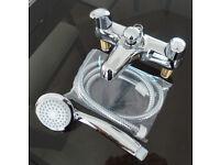 Pegler Haze Bath/Shower Mixer Tap