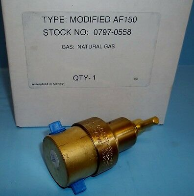 Victor 0797-0558 Meco Af150 Natural Gas Regulator
