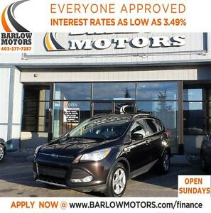 2013 Ford Escape SE*EVERYONE APPROVED* APPLY NOW DRIVE NOW.