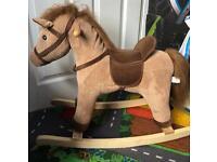 Chad valley Dobbin rocking horse