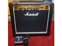 Marshall DSL-5C tube amp