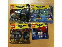 Lego batman polybags