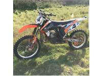 Ktm125 2012 great example may px