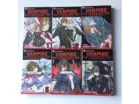 Manga - Vampire Knight - Matsuri Hino