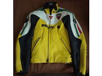 For sale Motorcycle Dainese Ducati Corse leather jacket