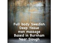 Great full body massage for men