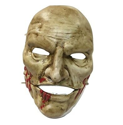Halloween Band New Album (UK COREY TAYLOR SLIPKNOT BAND ALBUM HALLOWEEN FANCY DRESS UP MASK ADULT COSPLAY)