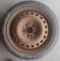 Goodyear Convenience Spare Tire T125/D15 95M
