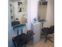 Enthusiastic MOBILE stylist required to RENT a chair in BESPOKE salon