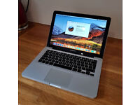 "Macbook Pro 13"" 512GB SSD, 8GB RAM, Core2Duo"