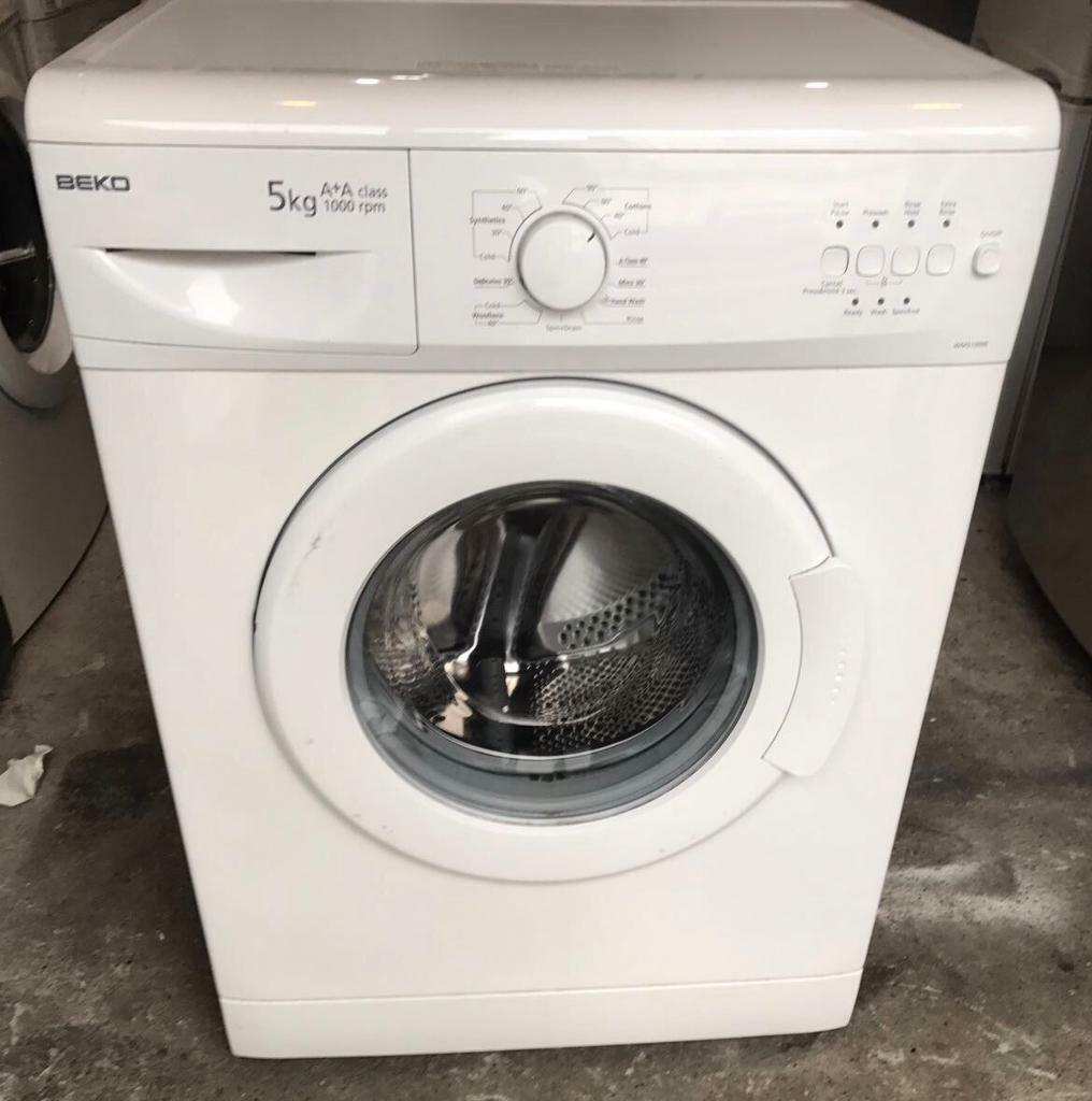 a a class beko wm5100w washing machine 3 month warranty free rh gumtree com Roper Washing Machine Manual beko wm5100w washing machine instruction manual