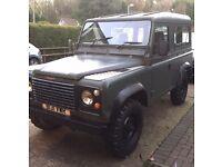 Land Rover Defender Ninety - 6 Seater SWB