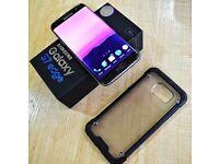 Samsung galaxy S7 edge + Gear VR + Clear coat.