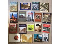 40+ LEEDS history books big job lot collection trams buildings cinemas theatres rare