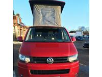 VW T5 HIGHLINE CAMPERVAN TDI 2.0 102ps