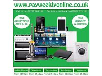 TV, MOBILES, LAPTOPS, TABLETS, APPLIANCES, VACUUMS