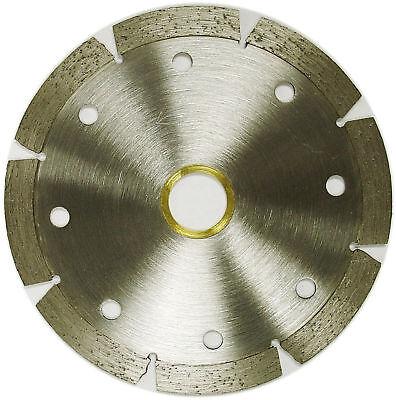 4 Diamond Saw Blade For Brick Block Concrete Masonry - 20mm Arbor