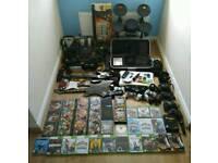 Joblot of ps2 ps3 xbox Pc Sony Nintendo
