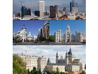 Cheap Flights to Madrid!