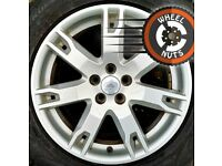 "18"" Genuine Rangerover Evoque Landrover Discovery Sport alloys perf cond excel tyres."