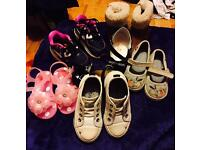 Girls Toddler size 6 shoes