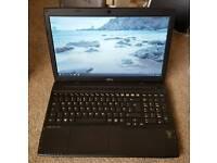 Fujitsu laptop. Core i3-4005. 8gb ram. 500gb hdd