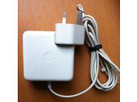 Original Genuine Apple 60W Macbook Pro 13 16.5V 3.65A AC Adapter Charger Magsafe