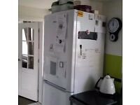 LARGE BEKO FRIDGE FREEZER