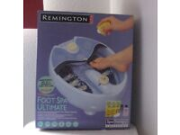 Remington Ultimate Aromatheraphy Foot Spa