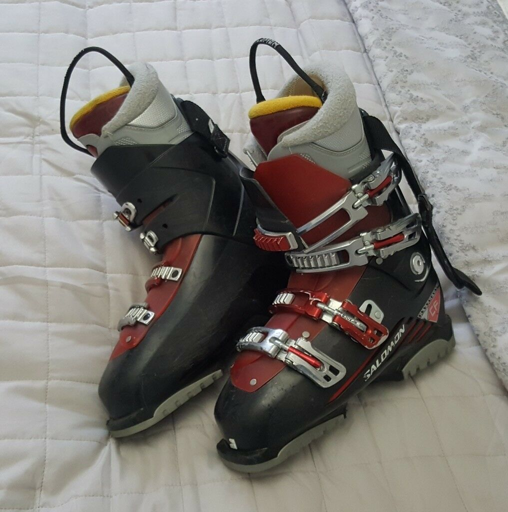 Used Ski Boots size 7