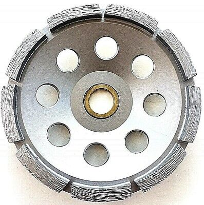 4.5 Diamond Cup Wheel For Masonry Faces And Concrete 4 12