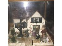 Witches doll house
