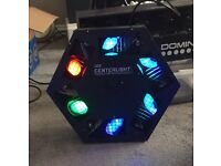 Led disco Centre light, this is the best light on the market with enclosed mirrors & very bright led