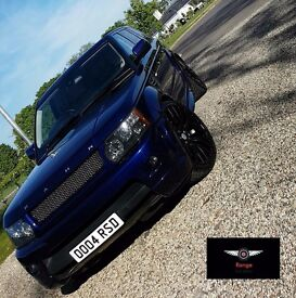 RANGE ROVER KAHNS EDITION FOR HIRE VERY LOW RATE AND DEPO