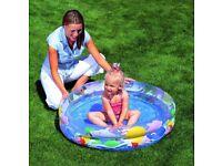 🌟 NEW children's paddling/swimming pool 🌟