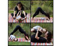 Toddler Yoga with Alice Panascia