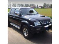 Mitsubishi warrior l200