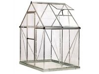Greenhouse 6x4 (£100 or less) needed please