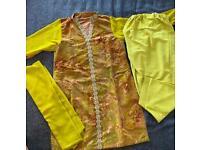 Indian/Pakistani salwar suit