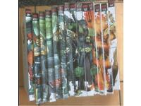 Complete collection of judge dredd mega collection